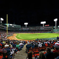 Right Field Of Boston Fenway Park by Juergen Roth