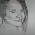 Rihanna by Chibuzor Ejims