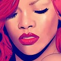 Rihanna  by Juan Pereira