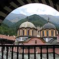 Rila Monastery by Iglika Milcheva-Godfrey