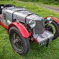 Riley Nine 1933 by Adrian Evans
