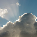 Rim-lit Cloud by Robert Potts