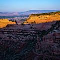 Rimrock Sundown by Jon Burch Photography