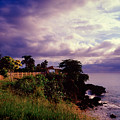 Rincon Lighthouse Puerto Rico by George Oze