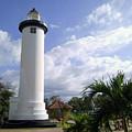 Rincon Puerto Rico Lighthouse by Adam Johnson
