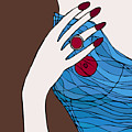 Ring Finger by Frank Tschakert