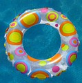 Ring In Pool by Jane Stanley