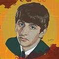 Ringo Starr by Suzanne Gee