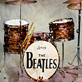 Ringo's Drums by Bill Cannon