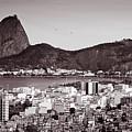 Rio De Janeiro - Sugar Loaf by Carlos Alkmin
