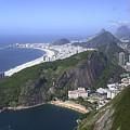 Rio De Janiero Morning by Sandra Bronstein