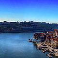 Rio Douro by Liz Alves