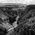 Rio Grande Carved Canyon 2 by Bob Phillips