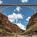 Rio Grande Gorge Bridge by Britt Runyon