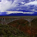 Rio Grande Gorge Bridge by Neil McCarver