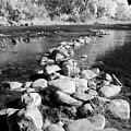 Rio Grande-infrared by Britt Runyon
