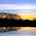 Riparian Sunset No.1 by Terrance Emerson