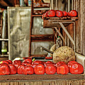 Ripe Tomatoes by Artie Rawls