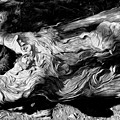 Rippled Wood by Kevin Keeling