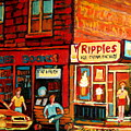 Ripples Ice Cream Factory by Carole Spandau