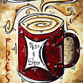 Rise And Shine By Madart by Megan Duncanson