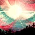 Rising Sun by Kumiko Mayer