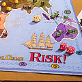 Risk - Cornered Again by David Francis