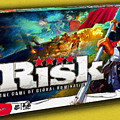 Risk Board Game Painting by Tony Rubino