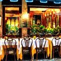 Ristorante In Venice # 2 by Mel Steinhauer