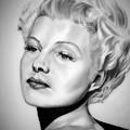Rita Hayworth by Fred Larucci