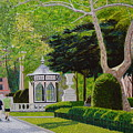 Rittenhouse Square by Michael Walsh