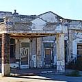 Ritzville Ruins by Tim Coleman