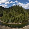 River Bend by Leland D Howard