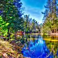 River Bend View by Rick Jackson