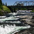 River Bridge by Anthony Jones