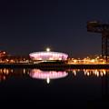 River Clyde Night by Grant Glendinning