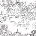 River Dragon by Lynnette Jones
