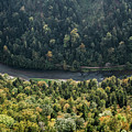 River Dunajec In Pieniny Mountains by Pati Photography
