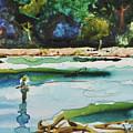 River Fishing by Joe Greenwald