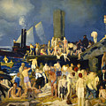 River Front by George Bellows