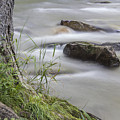 River In The Smokey Mountains  by John McGraw