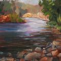 River Light by Mary Benke