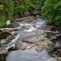 River Moriston  0402 by Teresa Wilson