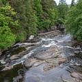 River Moriston  0406 by Teresa Wilson