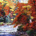 River Of Colors by David Lloyd Glover