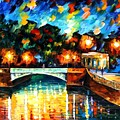 River Of Love by Leonid Afremov