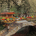 River Restaurants by Melvin Busch
