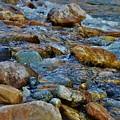 River Rocks by Cassie Meingasner