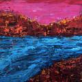 River Run by K Batson Art