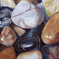 River Stones by Joyce Geleynse